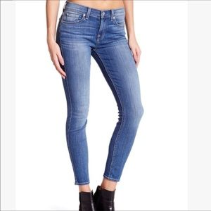 7 For All Mankind High Rise Gwenevere Jeans Sz 30